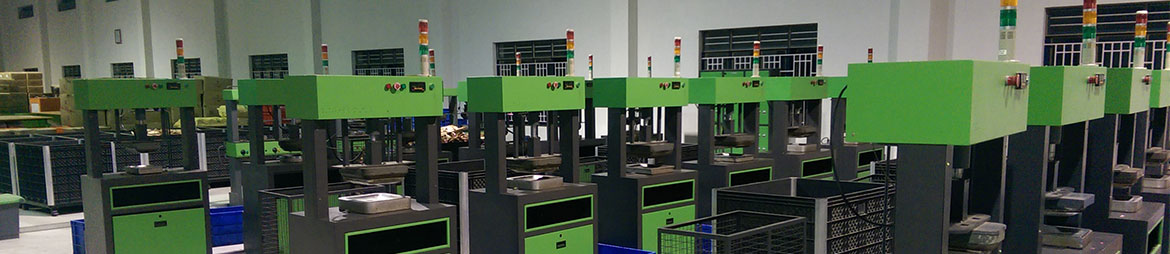 Areca Leaf Plate Manufacturing Machines and Infrastructure
